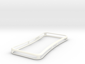 Brute for iPhone 5 - Thin but Tough in White Strong & Flexible Polished
