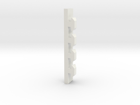 Edge Spacer in White Strong & Flexible