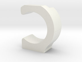 Magnet Simple ANELLO45mm in White Strong & Flexible