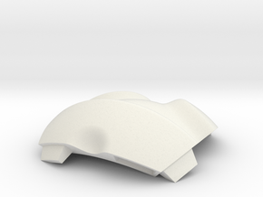 NSphere Thick (tile type:3) in White Strong & Flexible
