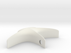 Shapeways Star B 5313 in White Strong & Flexible