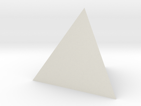 Small Tetrahedron in White Strong & Flexible
