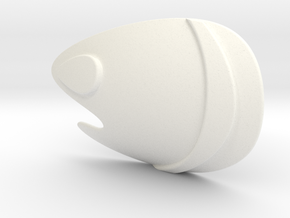 123DDesignDesktop in White Strong & Flexible Polished