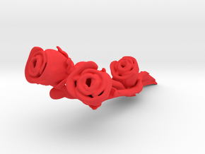 Accessorio Rose fiorangelo in Red Strong & Flexible Polished