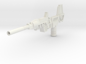 WingerBlitzer Big Blaster in White Strong & Flexible