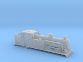 AJModels P01A Ivatt N1 Saturated with Condenser in Frosted Ultra Detail