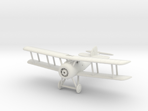 1/144 Sopwith Snipe in White Strong & Flexible