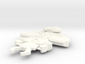 Jo'Trell Class in White Strong & Flexible Polished
