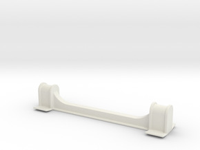 BK1002 Front Dropout Spacer in White Strong & Flexible