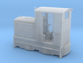 Feldbahn Gmeinder 20/24  1:35 in Frosted Ultra Detail