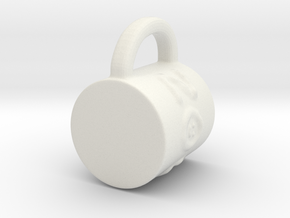Zoo mug in White Strong & Flexible