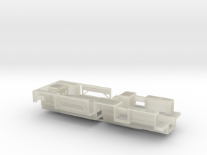 7203A � 1�British M14 and 1�M9A1 Half-track Bodies in Transparent Acrylic