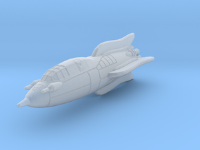 Terran Battle Rocket Arion 'scout' version in Frosted Ultra Detail