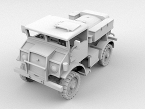 Chevrolet CMP C15 Water Tanker(O/1:48 Scale) in White Strong & Flexible