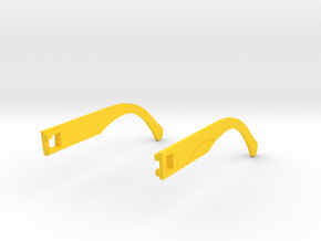 Temple T 006  in Yellow Strong & Flexible Polished