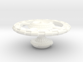7207 in White Strong & Flexible Polished