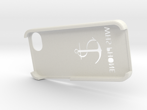 IPhoneOutside in White Strong & Flexible