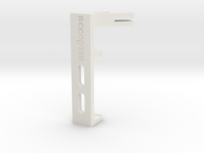 Zenmuse H3-3D Holder Clip in White Strong & Flexible
