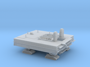 1/400 Shuttle MLP & Crawler, launch pad in Frosted Ultra Detail