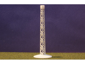1/144 Airplane Display Stand in White Strong & Flexible