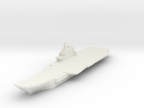Liaoning / Varyag 1:1800 x1  in White Strong & Flexible