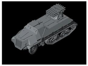 1/144 sd.kfz.4/1 15cm Panzerwerfer 42 in Frosted Ultra Detail