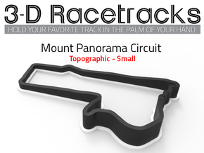 Mount Panorama Circuit | Small in Full Color Sandstone