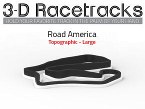 Road America | Large in Full Color Sandstone