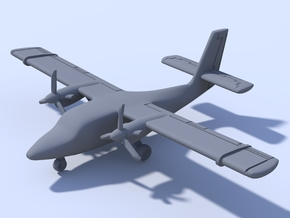 500 - Twin Otter - Solid in Frosted Ultra Detail