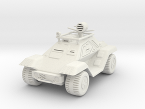 GV14 Command Car (28mm) in White Strong & Flexible