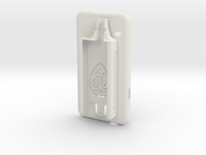Galaxy S5/Dexcom Case - NightScout or Share in White Strong & Flexible