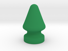 French Christmas Tree in Green Strong & Flexible Polished