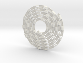 Limax the Cable-tidy, Universal Cord Wrap in White Strong & Flexible