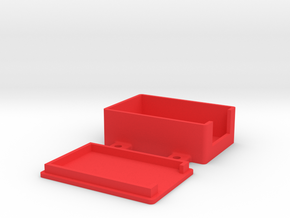 Guardian case in Red Strong & Flexible Polished