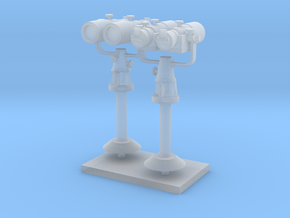 1:96 Search Binoculars Short Version in Frosted Ultra Detail