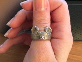 BearRing S9 in Stainless Steel