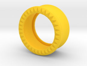 VORTEX9-21mm in Yellow Strong & Flexible Polished