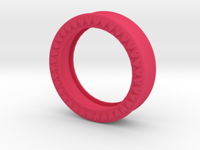 VORTEX10-40mm in Pink Strong & Flexible Polished
