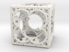 Mystic HyperMenger 2 in White Strong & Flexible