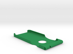 iPhone 6 Safety Whistle Case (v2) in Green Strong & Flexible Polished
