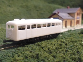 Tarn Verny - Nm - 1:160 in Frosted Ultra Detail