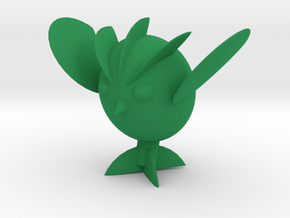 Avocaowl in Green Strong & Flexible Polished
