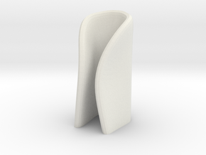 candle holder small in White Strong & Flexible