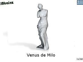 Venus de Milo (1:160) in Frosted Ultra Detail