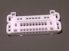 Thinkpad Caddy for mSATA-to-µSATA Adapter in White Strong & Flexible