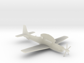 003A Super  Tucano in Flight 1/144 in Transparent Acrylic
