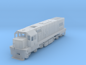 1:87 (HO) Scale New Zealand DC Class, Includes ... in Frosted Ultra Detail