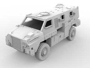 Bushmaster IMV(OO/1:76 Scale) in White Strong & Flexible