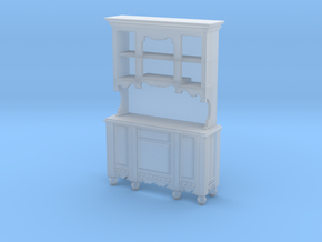 1:48 Shabby Chic Hutch in Frosted Ultra Detail
