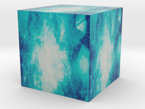 the tesseract in Full Color Sandstone